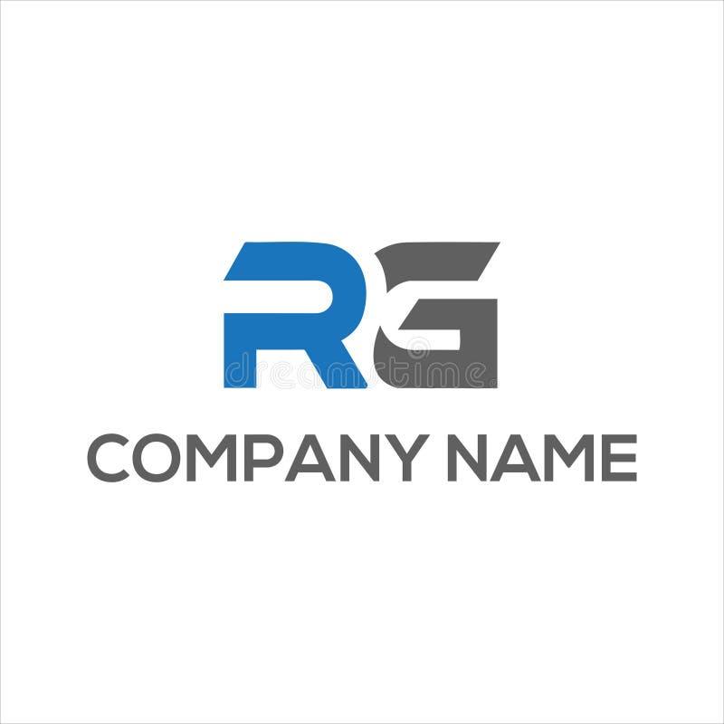 Rg Logo Stock Illustrations 921 Rg Logo Stock