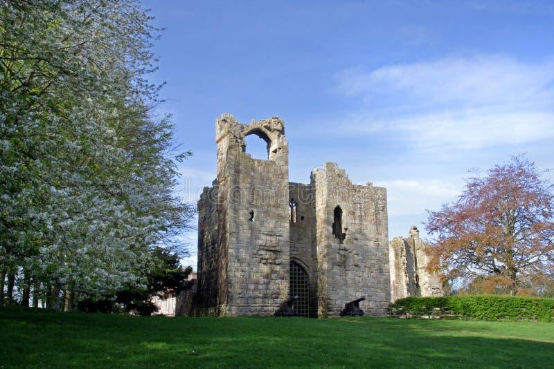 Y otros castillo foto de archivo
