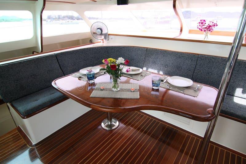 Yacht immagini stock
