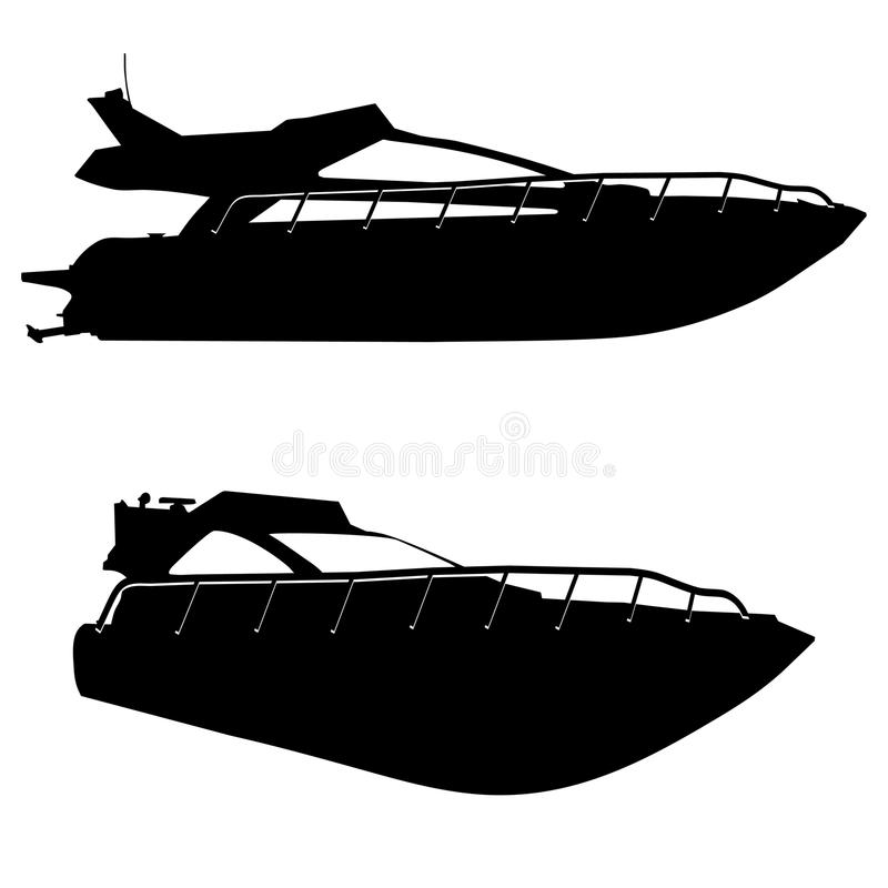 Download Yacht stock vector. Illustration of vacations, illustration - 10899749