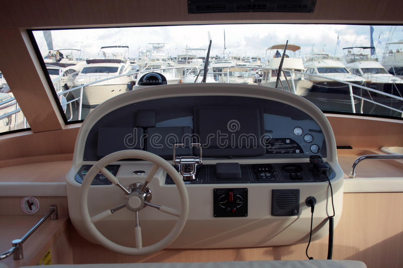 Download Yacht stock image. Image of pershing, wood, rich, windows - 11543171