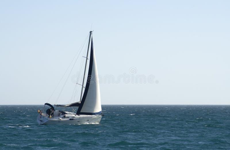 Yacht immagine stock