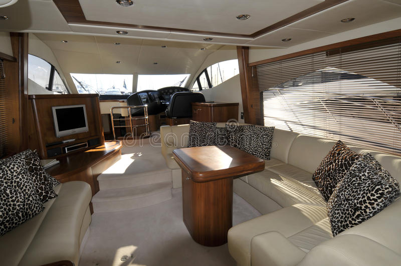 Yacht photo stock