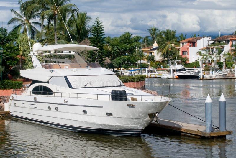 Download Yacht stock photo. Image of marine, lifestyle, leisure - 6375450