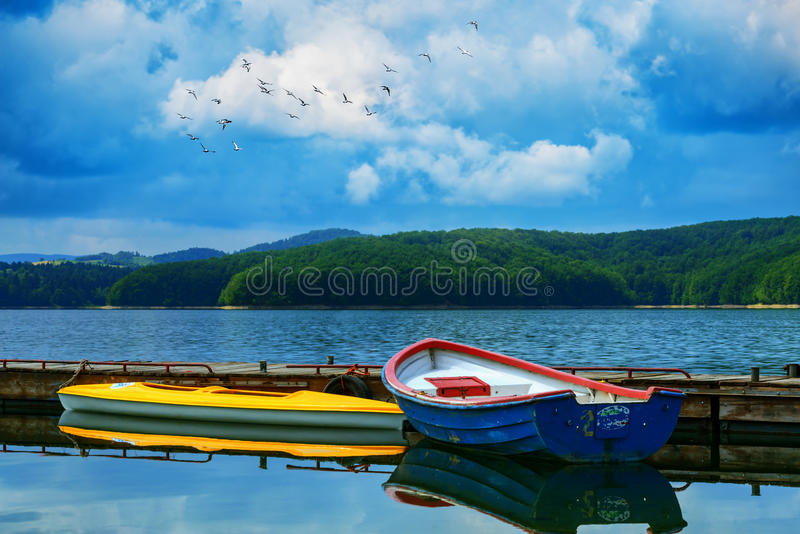 Yacht images libres de droits