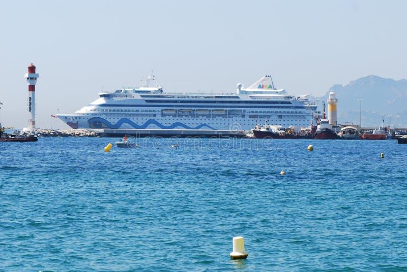 Yacht Britannia, véhicule, paquebot, mer, bateau du ` s de Sa Majesté photos stock