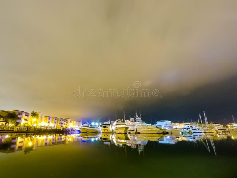 Yacht club imagem de stock royalty free