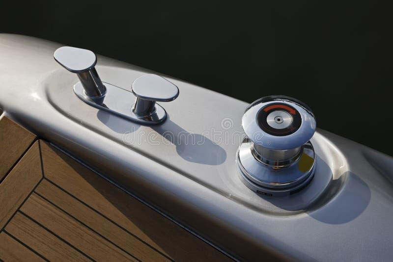 Yacht de luxe Alfamarine 60 ' photo libre de droits