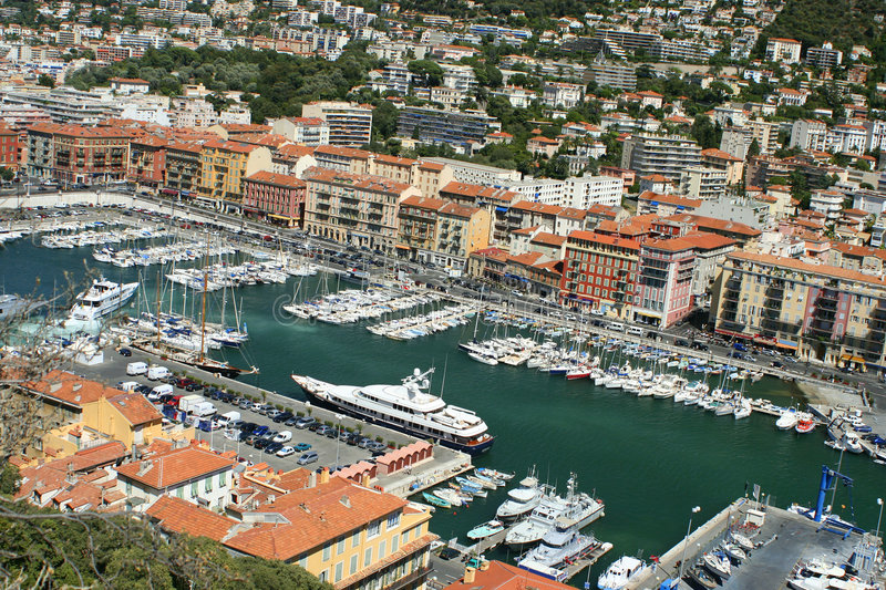 Download Yacht marina stock image. Image of harbours, harbour, european - 1141781