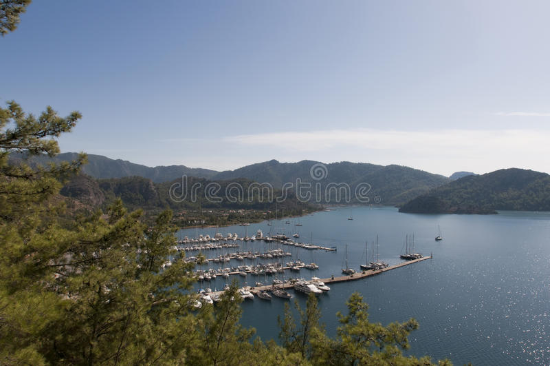 Download Yacht Marina Royalty Free Stock Photos - Image: 27219788