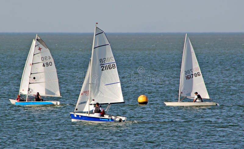 Yachting гонка regatta стоковое изображение rf