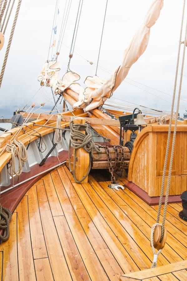 Yachting imagens de stock