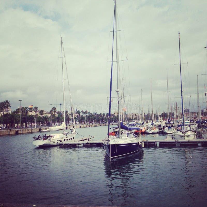 yachting imagen de archivo