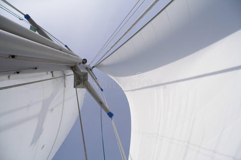 Yachting stockbilder