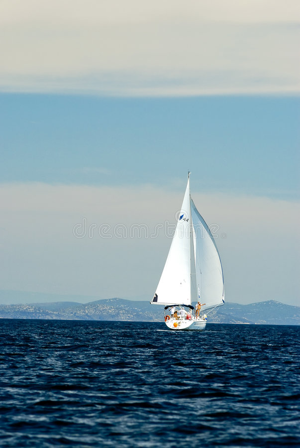 Download Yachting stock image. Image of cruising, summer, port - 4802891