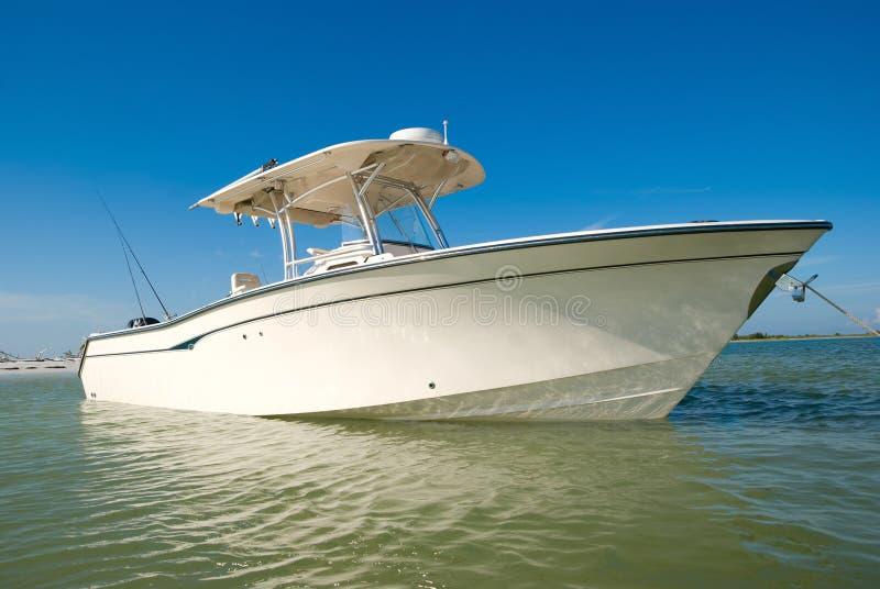 Yachting e pescar fotografia de stock royalty free