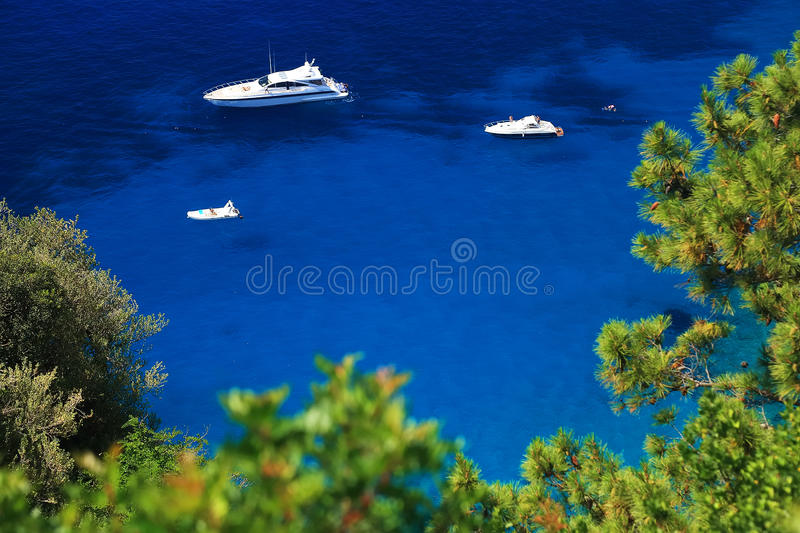 Download Yachting On The Mediteranean Sea Stock Photo - Image of amalfi, outdoors: 39514386