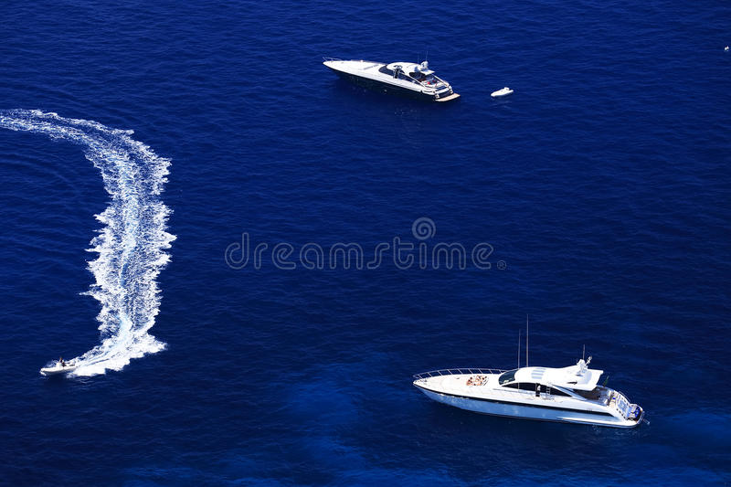 Download Yachting On The Mediteranean Sea Stock Photo - Image of mediterranean, beach: 39514394