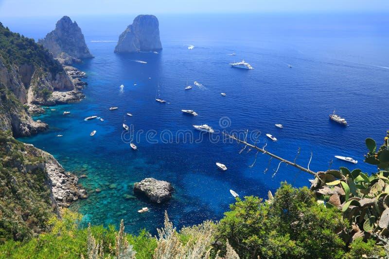 Download Yachting On The Mediteranean Sea Stock Image - Image of amalfi, coast: 39514491