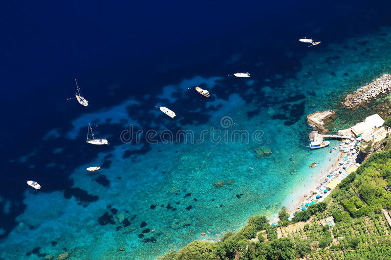 Download Yachting On The Mediteranean Sea Stock Image - Image of italian, blue: 39514573