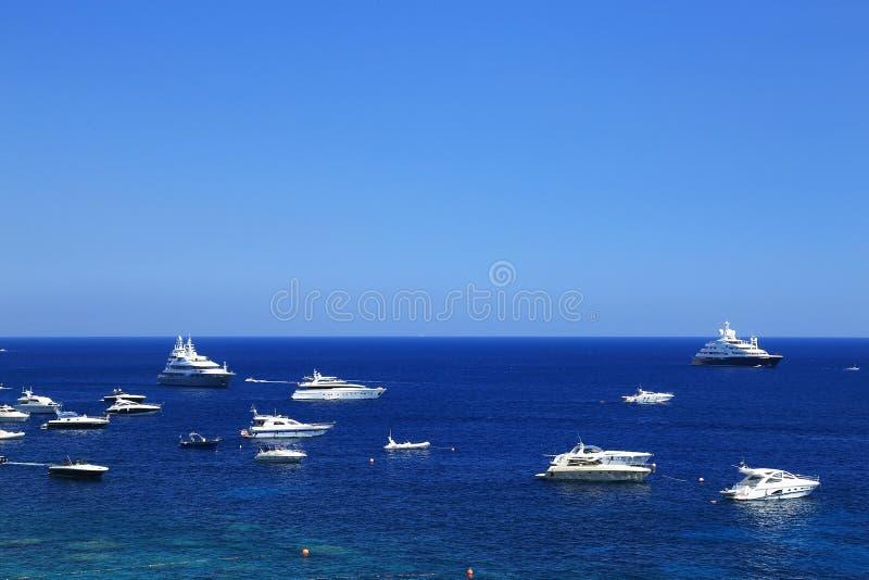 Download Yachting On The Mediteranean Sea Stock Photo - Image of gulf, capri: 39514614