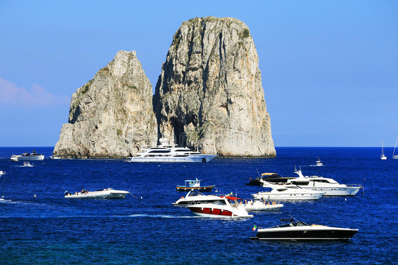Download Yachting On The Mediteranean Sea Stock Photo - Image of beautiful, luxus: 39514694
