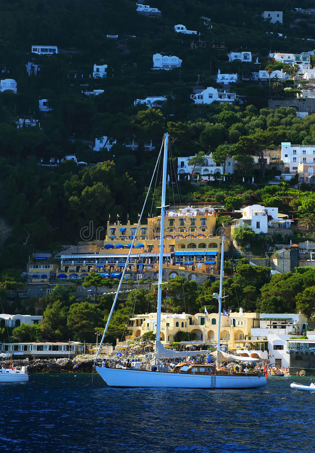 Download Yachting On The Mediteranean Sea Stock Image - Image of blue, resort: 39514697