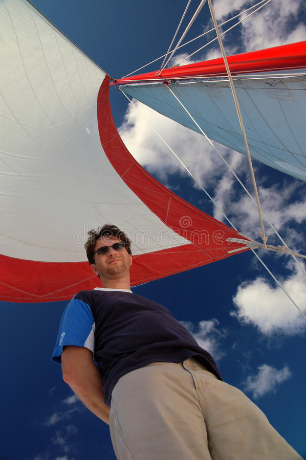 Free Yachtman (3) Stock Photo - 11990050