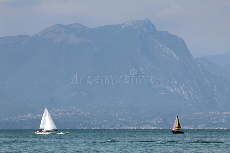 Download Yachts stock photo. Image of nature, church, boat, mountain - 16617488