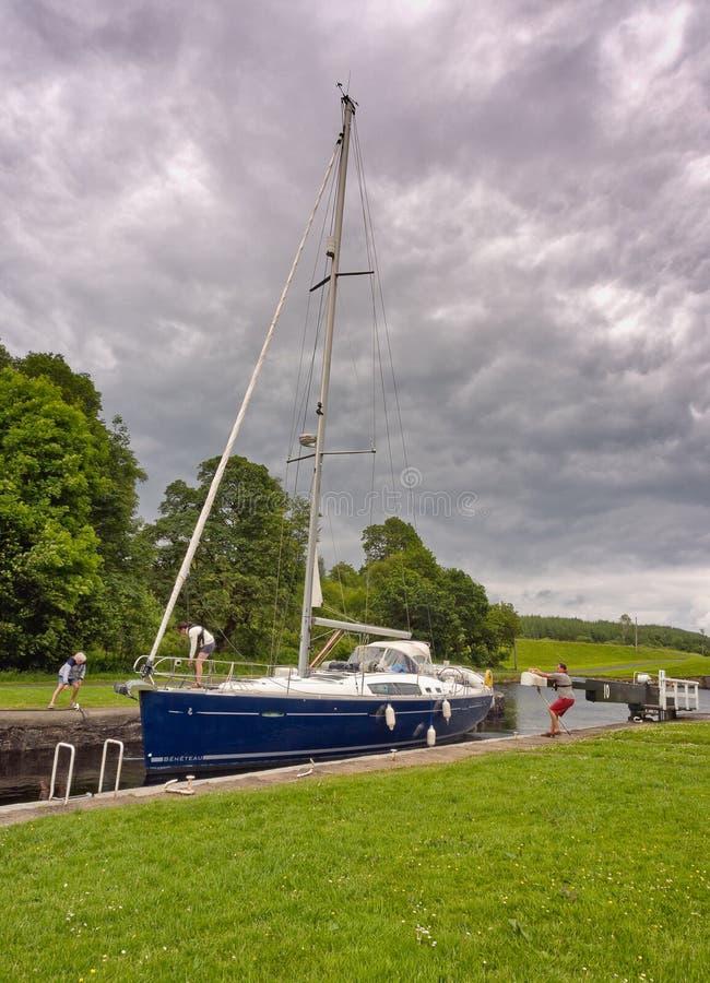 yachts fotos de stock