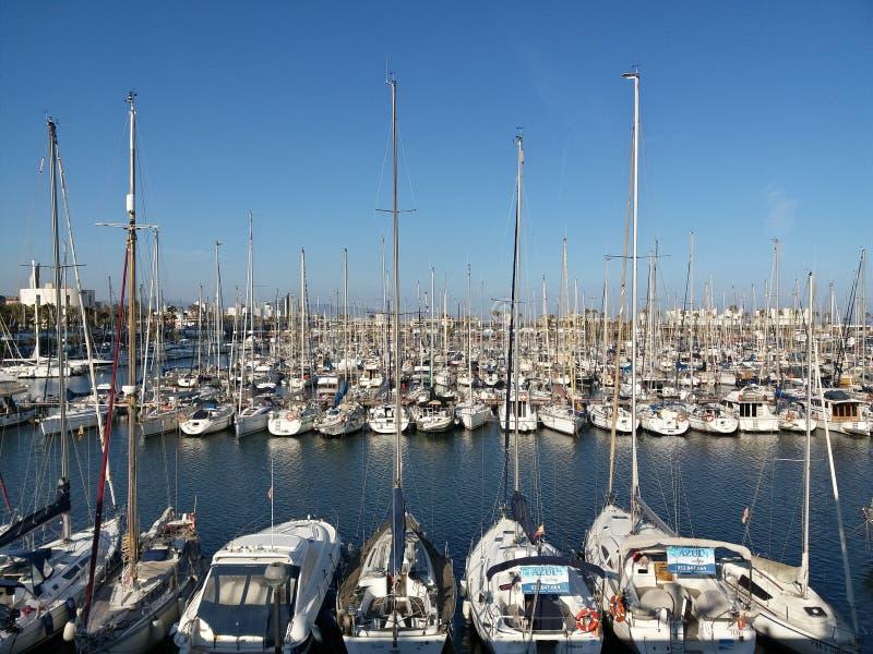 yachts immagini stock libere da diritti