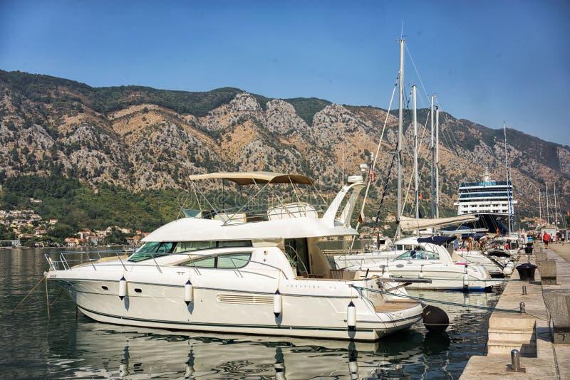 yachts fotografie stock libere da diritti