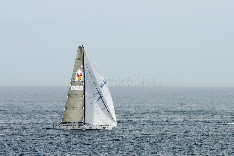 Download Yachts Competing In The Rolex Sydney To Hobart Rac Editorial Stock Image - Image: 17570384