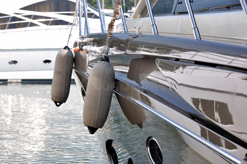 Download Yachts In Harbor Stock Photography - Image: 22070082