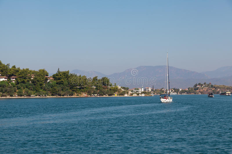 Download Yachts In The Mediterranean Sea Editorial Stock Photo - Image: 38693033