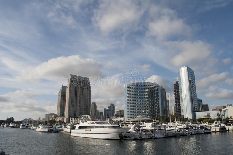 Download Yachts in San Diego stock image. Image of america, yachts - 69831017