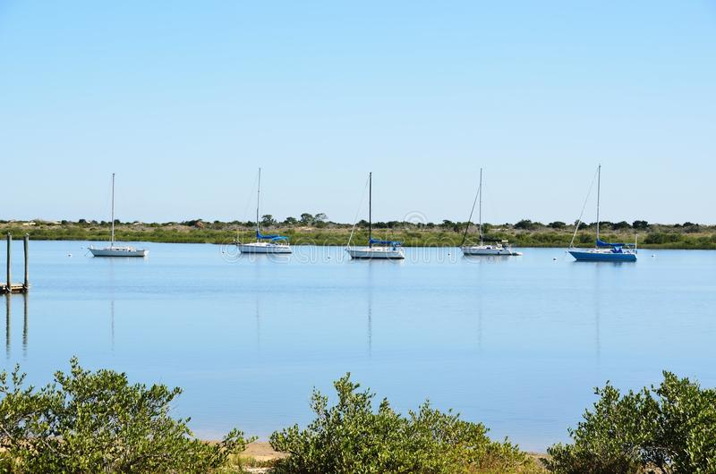 Download Yachts On St Augustine River Stock Photos - Image: 21944573