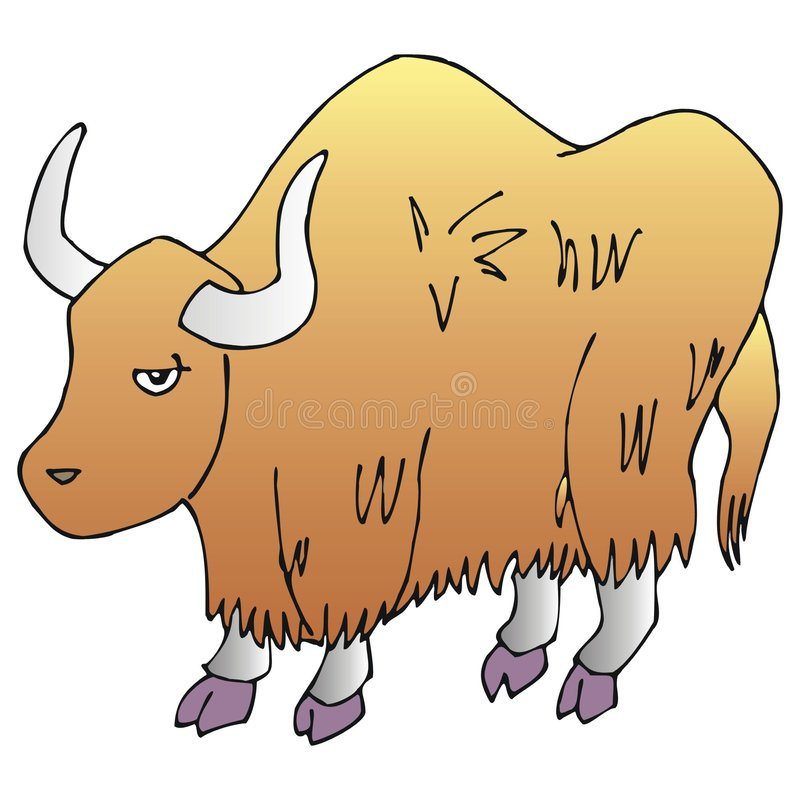 Yacs ilustración del vector