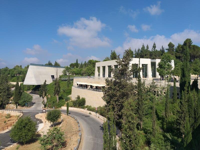 Yad Vashem imagenes de archivo