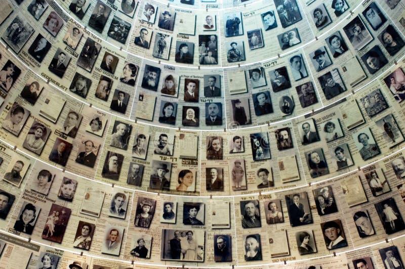 Yad Vashem - Holocaust History Museum in Jerusalem Israel. JERUSALEM - NOV 07:Yad Vashem on November 07 2005 in Jerusalem,Israel.It's a world center for