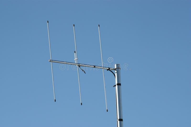 Yagi Ugi Antennen stockfotos