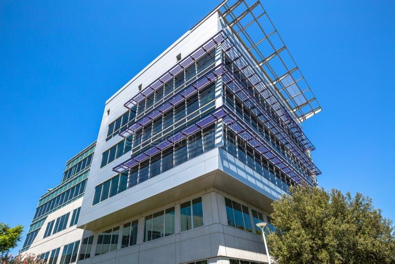 Yahoo Headquarters California immagini stock libere da diritti