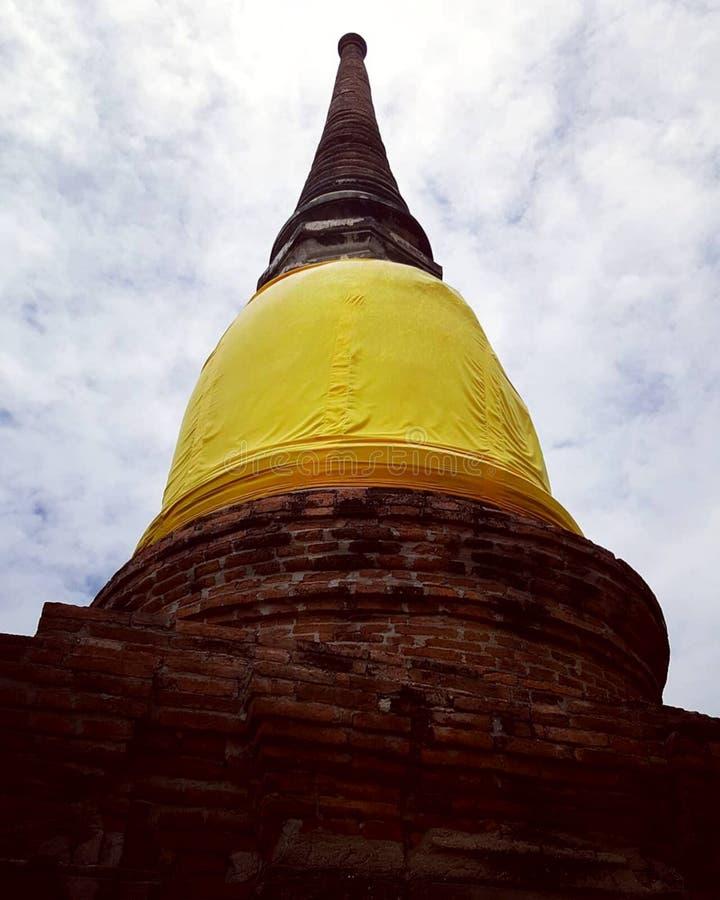 yai mongkol chai wat στοκ φωτογραφίες με δικαίωμα ελεύθερης χρήσης