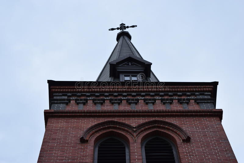 Yakhyeon Katholieke Kerk stock afbeelding