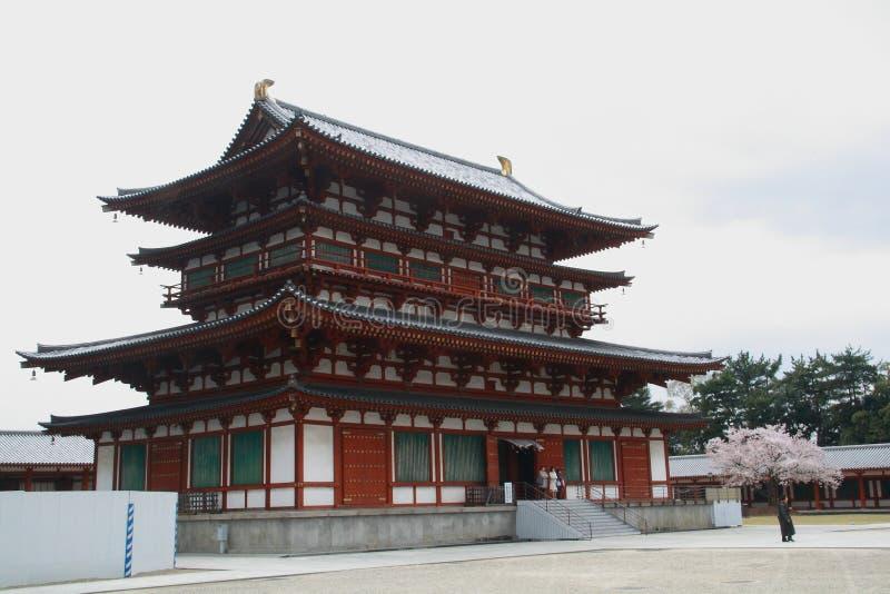 Yakushi-ji lizenzfreie stockfotos