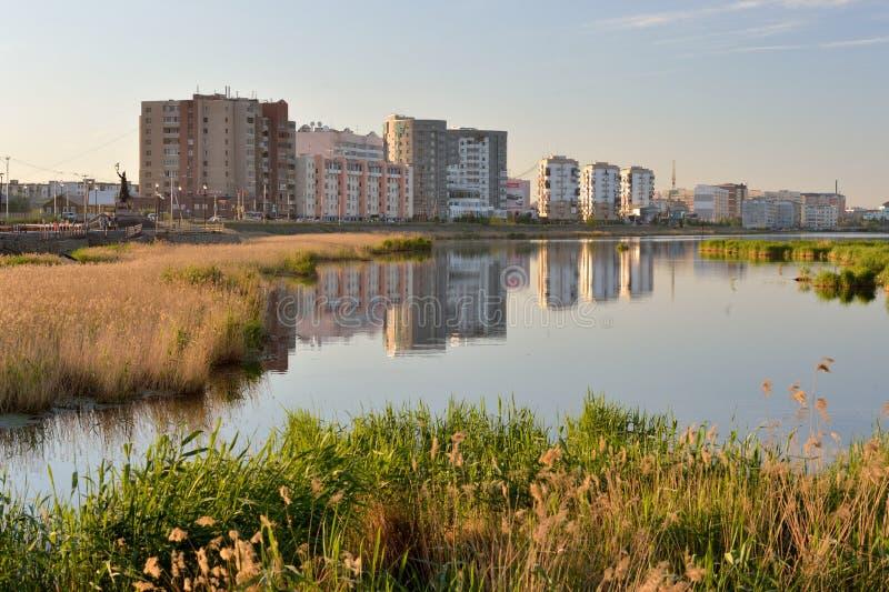 yakutsk siberië Rusland stock afbeeldingen