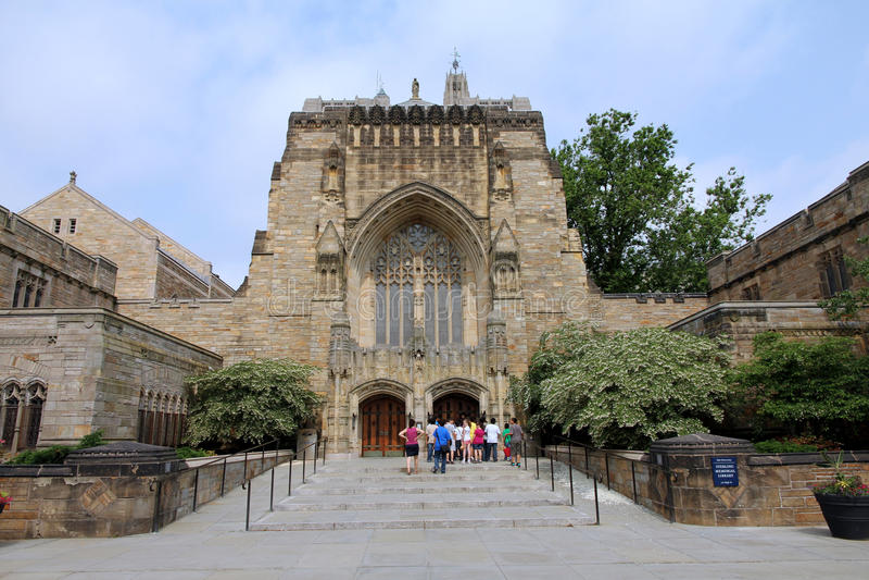 Yale University Editorial Photography