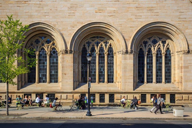Yale University Art Gallery fotografía de archivo libre de regalías