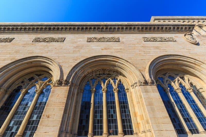 Yale University Art Gallery fotos de archivo libres de regalías