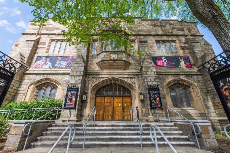 Yale University in New-Haven Connecticut lizenzfreie stockfotografie
